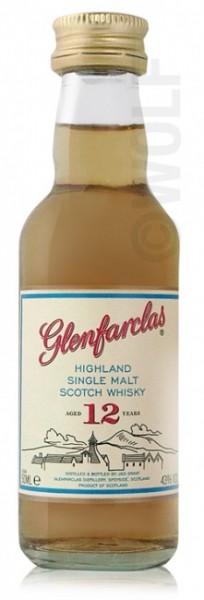 Glenfarclas 12 Jahre Miniatur