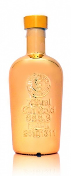 Gold 999.9 Distilled Gin