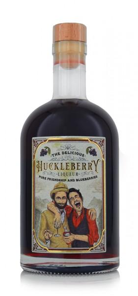 Huckleberry Gin Liqueur