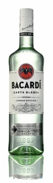 Bacardi Superior Carta Blanca