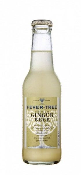 Fever Tree Premium Ginger Beer Einzelflasche