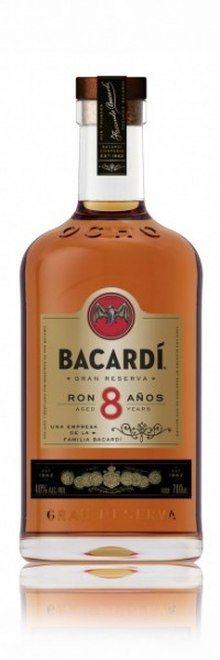Bacardi Reserva 8 Jahre