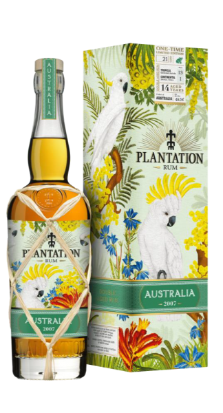 Plantation Rum Australia 2007 One Time Edition
