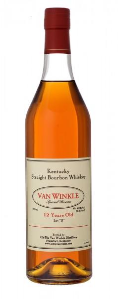 Old Rip van Winkle Whiskey 12 Jahre Special Reserve