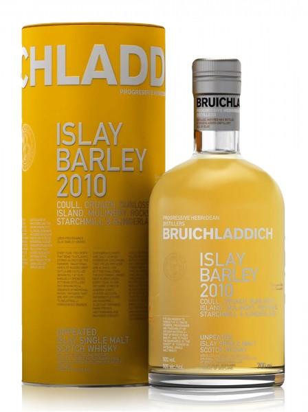 Bruichladdich Whisky Islay Barley 2010