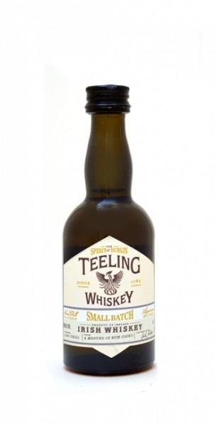 Teeling Small Batch Irish Whiskey Miniatur