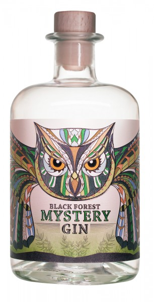 Black Forest Mystery Gin