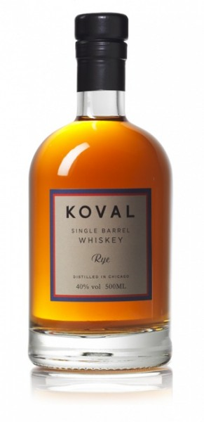 Koval Rye Whiskey Single Barrel
