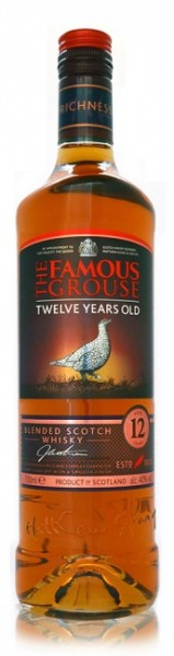 The Famous Grouse Gold Reserve 12 Jahre