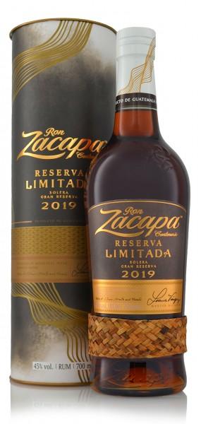 Ron Zacapa Reserva Limitada 2019