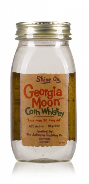 Georgia Moonbrand Corn Whiskey