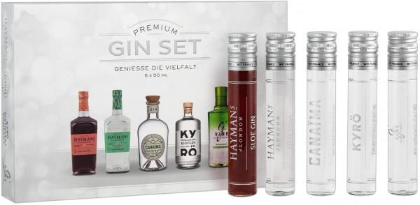 Gin Tasting Box Premium