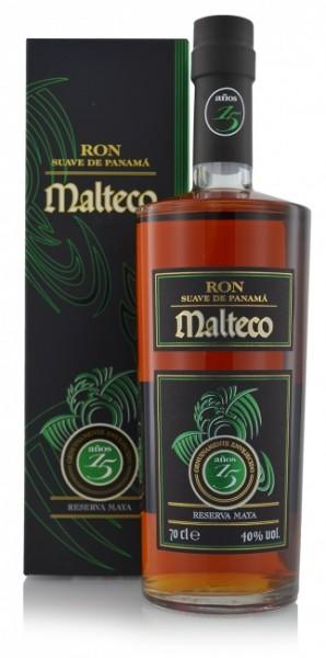 Malteco Reserva Maya 15 Jahre