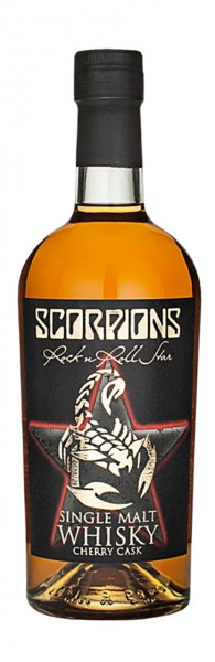 Mackmyra Scorpions Single Malt Whisky