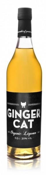 Ginger Cat Liqueur