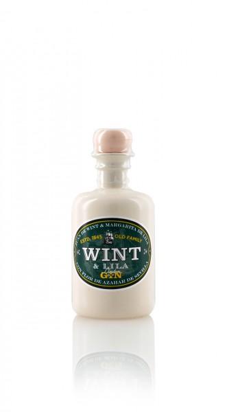 Wint & Lila London Gin Miniatur