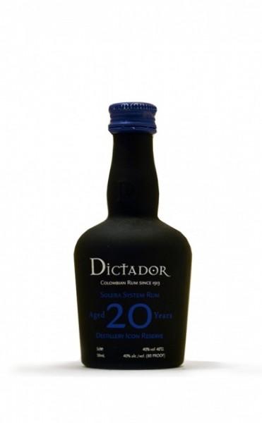 Dictador Solera 20 Jahre Miniatur
