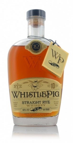 WhistlePig 10 Straight Rye