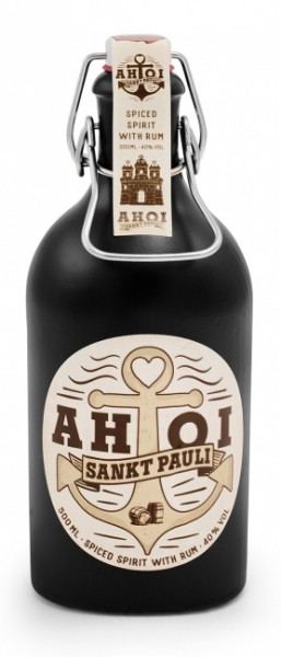 Ahoi Sankt Pauli Spiced Spirit with Rum