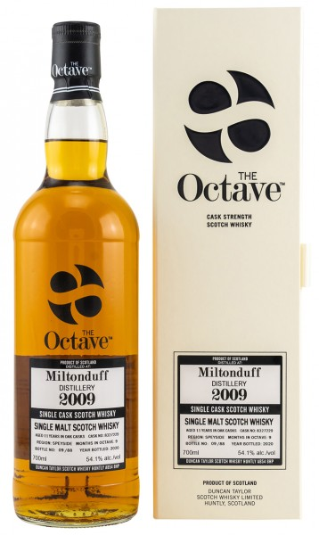 Miltonduff 2009/2020 The Octave