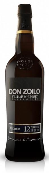 "Williams & Humbert ""Don Zoilo"" Oloroso 12 Jahre"