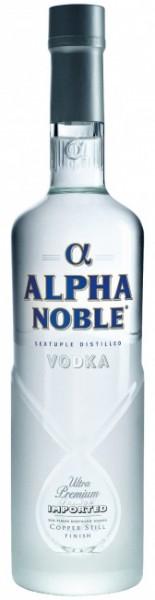 Alpha Noble Vodka Doppelmagnum