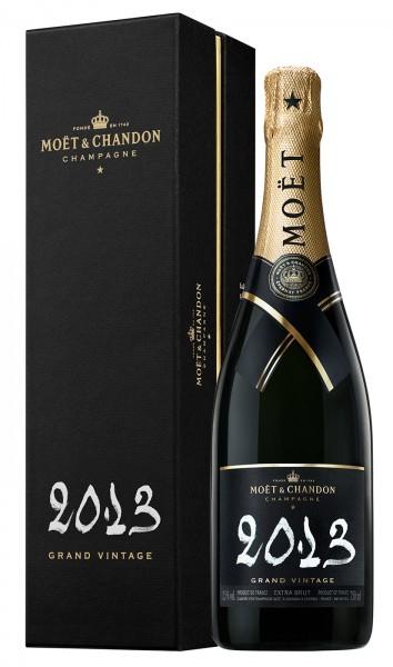 Moet & Chandon Champagner Grand Vintage Brut 2013