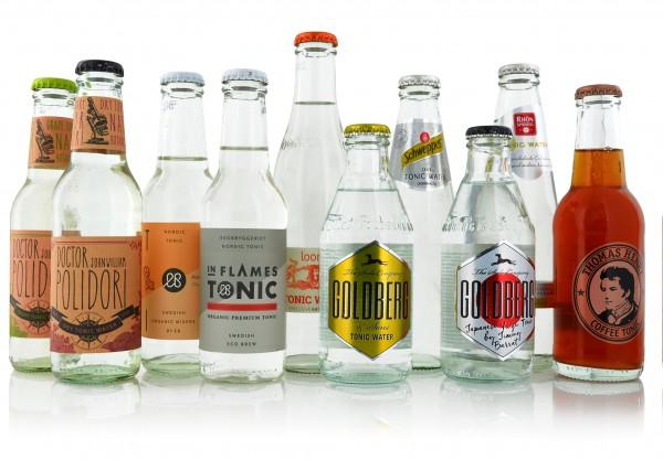 Tonic-Tasting Set