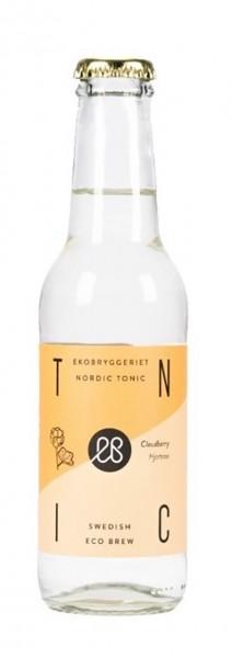 EB Ekobryggeriet Nordic Moltebeere Tonic (1 x 0,2l)