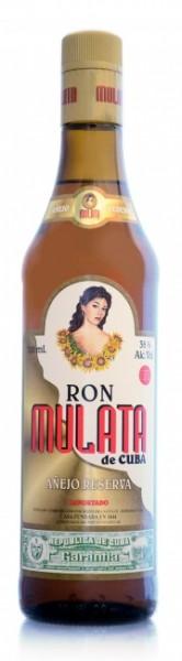 Ron Palma Mulata Añejo Reserva