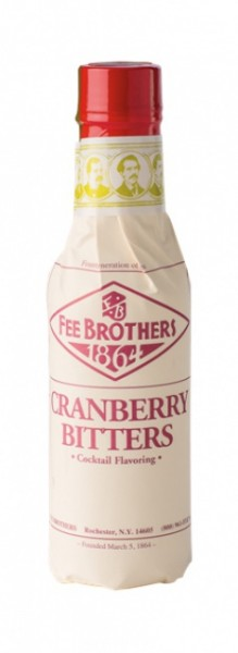 Fee Brother Cranberry Bitters