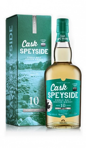 Cask Speyside 10 Jahre 1st.Edition A.D.Rattray