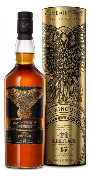 GoT Mortlach 15 Jahre Six Kingdoms