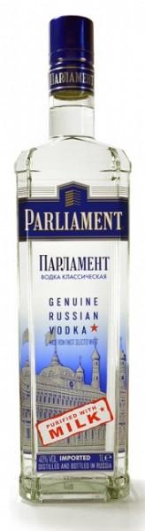 Parliament Genuine Russian Vodka