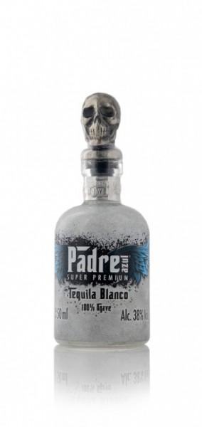 Padre Azul Tequila Blanco Miniatur