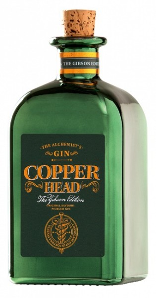 """Copper Head """"The Gibson Edition"""""""