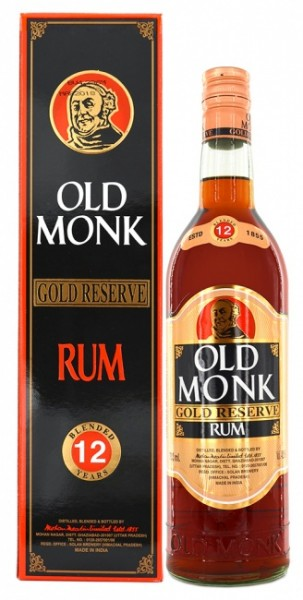 "Old Monk ""Gold Reserve"" 12 Jahre"
