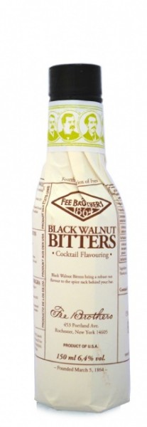 Fee Brother Black Walnut Bitters