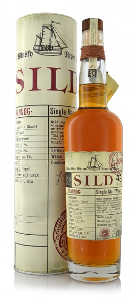 SILD Crannog Single Malt Whisky Limited Ed. 2018