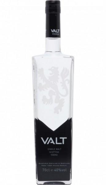 VALT Single Malt Scottish Vodka