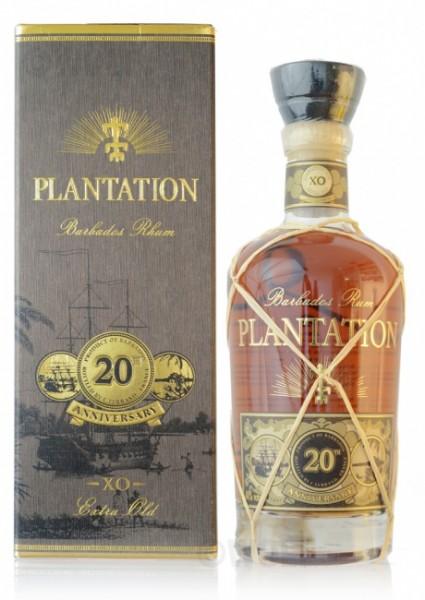 Plantation Barbados Extra Old 20 Anniversary
