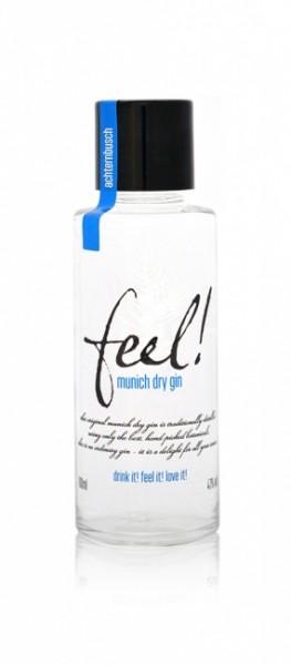 Feel Munich Dry Gin Miniatur