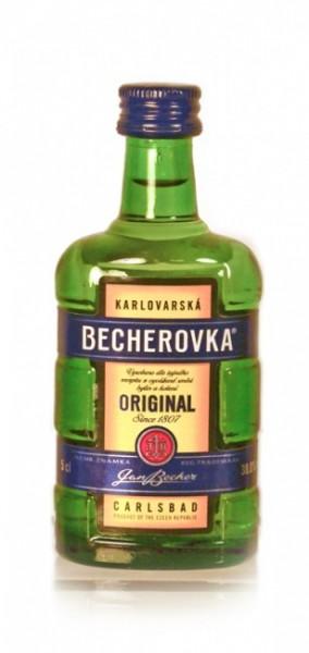 Becherovka Miniatur