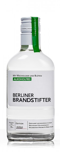 Berliner Brandstifter No Gin