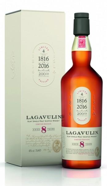 Lagavulin 8 Jahre Single Malt