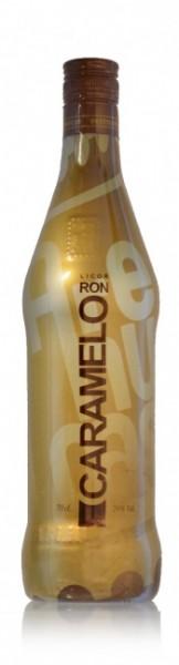 Arehucas Ron Caramelo