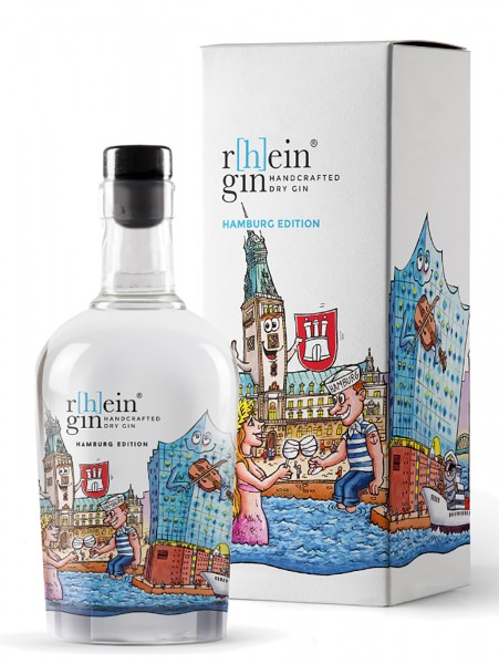 Rhein Gin Hamburg Edition