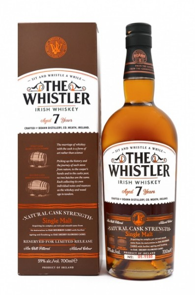 The Whistler 7 Years Old Cask Strength No:07