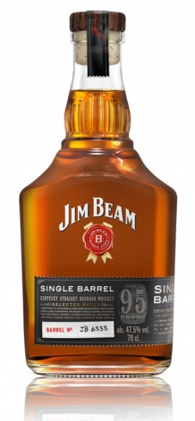 Jim Beam Single Barrel 95 Proof