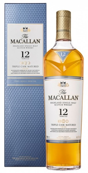 The Macallan Triple Cask 12 Jahre